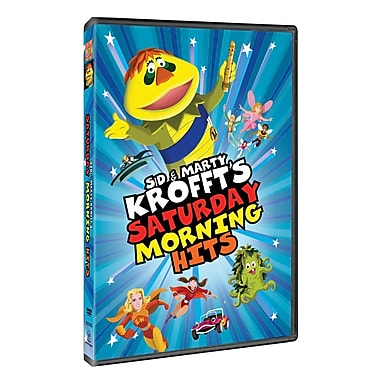 Sid & Marty Krofft's Saturday Morning Hits! (DVD)