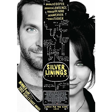 Silver Linings Playbook (DVD + Digital Copy)