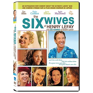 Six Wives of Henry Lefay (DVD)