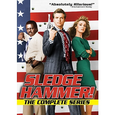 Sledge Hammer!: Complete Series (DVD)
