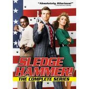 Sledge Hammer!: Complete Series (DVD)