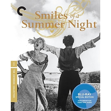 Smiles of a Summer Night (DISQUE BLU-RAY)