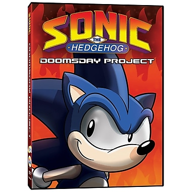 Sonic the Hedgehog: Doomsday Project (DVD)