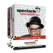 Spectacle: Elvis Costello With...The Complete Series 1 and 2 (DVD)