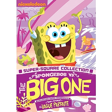 SpongeBob SquarePants: SpongeBob vs. The Big One (DVD)