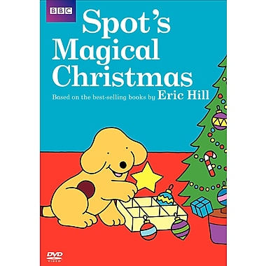 Spot: Spot's Magical Christmas (DVD)
