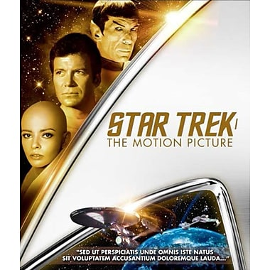 Star Trek I: The Motion Picture (DISQUE BLU-RAY)