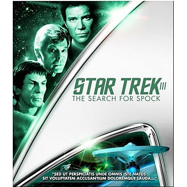 Star Trek III: The Search for Spock (DISQUE BLU-RAY)