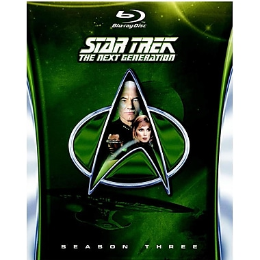 Star Trek: The Next Generation S3 (BLU-RAY DISC)