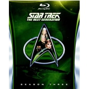 Star Trek: The Next Generation S3 (DISQUE BLU-RAY)