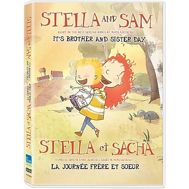 Stella and Sam - It's Brother and Sister Day (DVD)