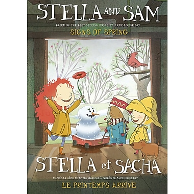 Stella and Sam: Signs of Spring (DVD)