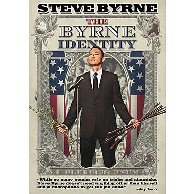 Steve Byrne: The Byrne Identity (DVD)