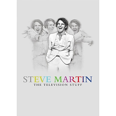 Steve Martin - The Television Stuff (DVD)