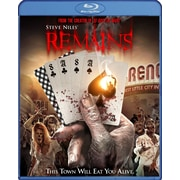 Steve Niles' Remains (DISQUE BLU-RAY)