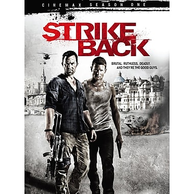 Strike Back: Cinemax Season 1 (DVD)