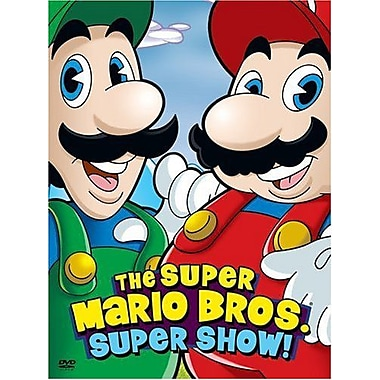 Super Mario Brothers Super Show: Volume 1 (DVD)