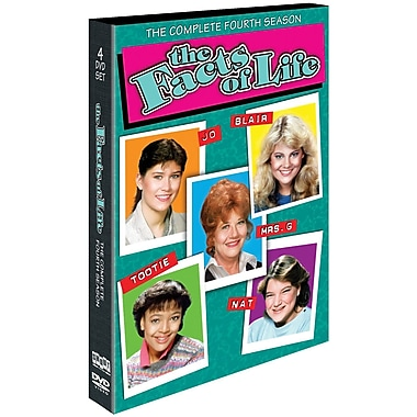 The Facts of Life: Season 4 (DVD)