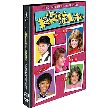 The Facts of Life: Season 5 (DVD)