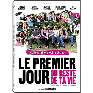 The First Day of the Rest of Your Life (DVD)