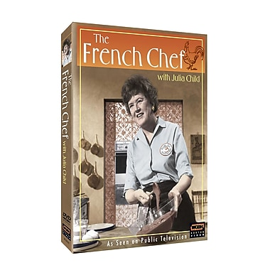 The Français Chef with Julia Child 2 (DVD)