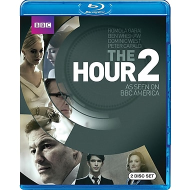 The Hour: Season 2 (DISQUE BLU-RAY)