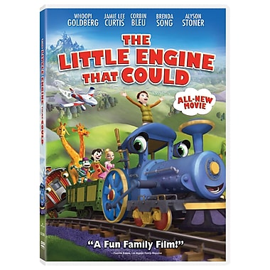 The Little Engine That Could (DVD)