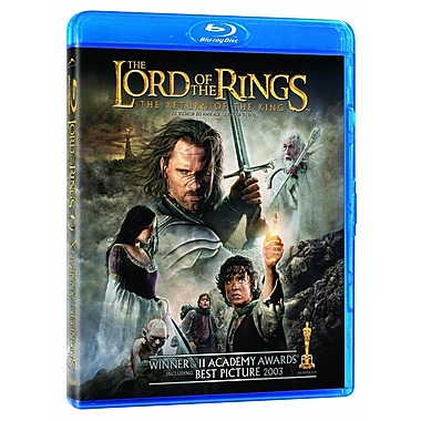 The Lord of the Rings : The Return of the King (BLU-RAY DISC)