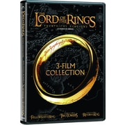 The Lord of the Rings: Theatrical Trilogy (DVD)