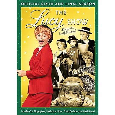 The Lucy Show: Official Sixth and Final Season (DVD)