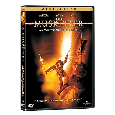 The Musketeer (DVD)