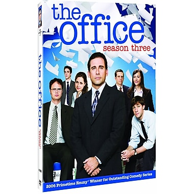 The office: Season 3 (DVD)