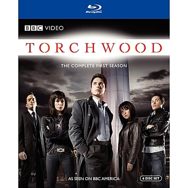 Torchwood: The Complete First Season (BLU-RAY DISC)