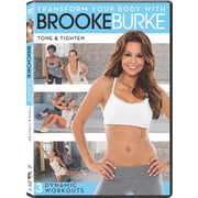 Transform Your Body with Brooke Burke: Tone & Tighten (DVD)