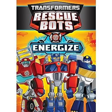 Transformers Rescue Bots - Energize (DVD)