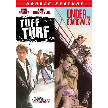 Tuff Turf/Under the Boardwalk (DVD)