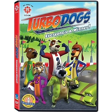 Turbo Dogs - Everyone's A Winner! (DVD)