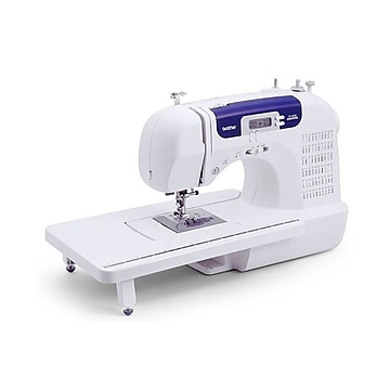 Brother® Computerized Sewing Machine With Wide Table, One Needle