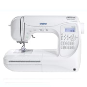 Brother® Project Runway™ Limited Edition Computerized Sewing Machine, One Needle, 294 Stitch
