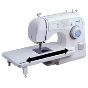 Brother® Free Arm Sewing Machine With Quilting Features, One Needle