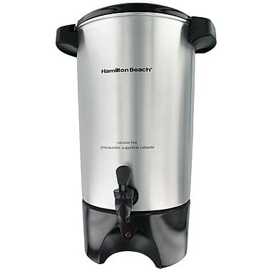 Hamilton Beach® 42 Cup Coffee Urn, Silver