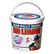 Big League Chew Team Bucket; 240 Pieces/Bucket