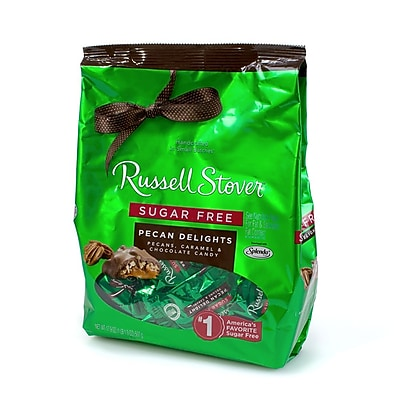 Russell Stover Sugar Free Pecan Delights, 20.6 oz. Bag
