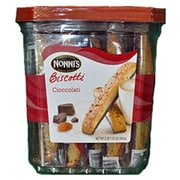 Nonni's Biscotti Cioccolati, 25 Pieces/Tub