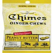 Ginger Chews, 1.5 oz. Bag, 12 Count