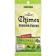 Original Ginger Chews  1.5 oz. Pack, 12 Packs/Box