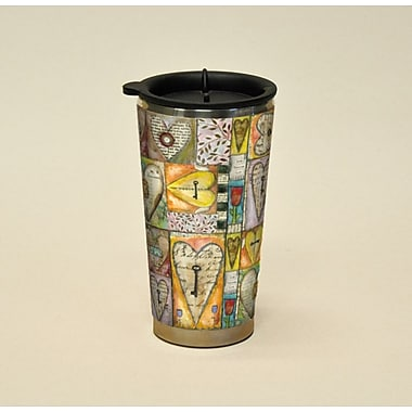 LANG® Key To My Heart 16 oz. Travel Mug