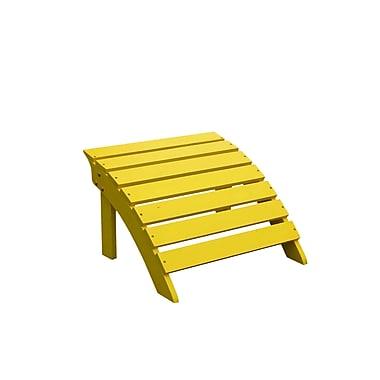 International Concepts Solid Wood Adirondack Footrest