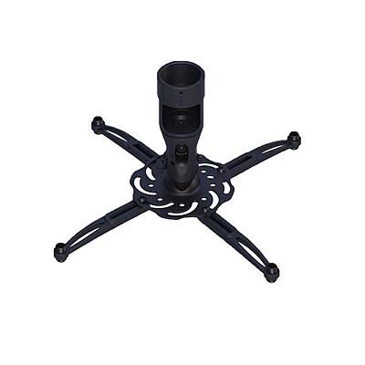 Premier Mounts® Polaris Universal Ceiling Mount for Projectors, Black