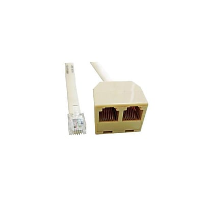 APG Cash Drawer® MultiPRO CD-D1D2EP Interface Splitter Cable